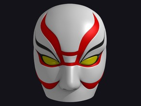 Big Hero 6 Yokai Mask