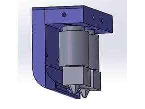 Dual E3D V6 Bowden Head w/Dual Cooling Fans