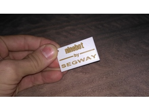 ninebot by segway keychain
