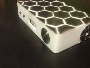 HexagOhm - DIY DNA Hexagon Box Mod