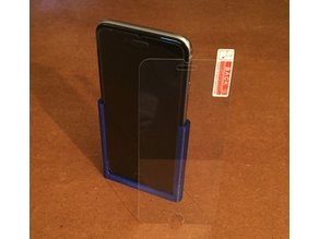 tempered glass helping hand (iphone 6/s)