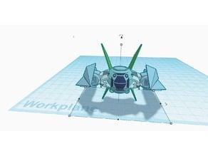 Space Pod Design 1