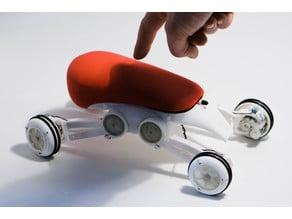 3Domnivore demonstration robot