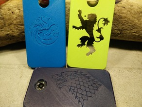 Nexus 6 Game of Thrones Cases