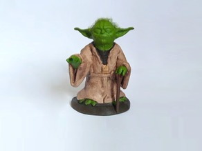 Yoda Using The Force