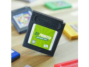 Game Boy Cartridge Shell - Type A