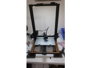 V-slot Flat Bar for LED Strip CR-10