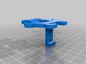 kossel effector with zprobe bracket