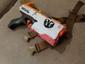 Docta Pew's Firm Grip - A Nerf Kronos Holster