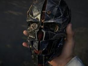 Corvo's Mask Dishonered 2