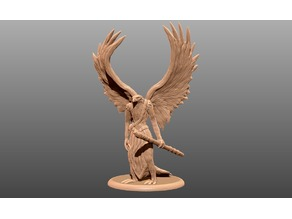 Aarakocra - Tabletop Miniature