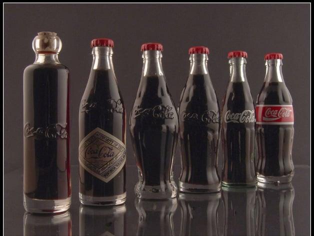Coca Cola Glass Ball