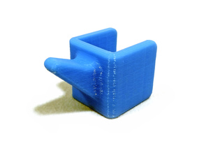 Clamping Hook for 17mm Vertical Mounting