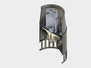 Compressor for Bladeless Fan