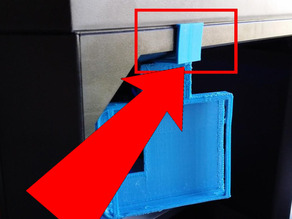 Mounting Clip for MakerBot 5th Generation