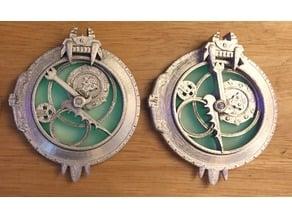 TrollHunter Amulet of Daylight (Spinning Version)