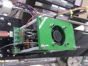 RAMPS cooling fan bracket
