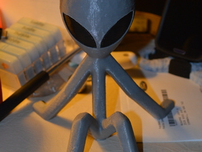 Stickman phone and tablet stand