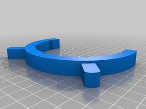 Werkzeug für PVC Ueberwurfmutter Fitting Wärmepumpe Pool DN50