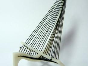 Hoveltskov Harp Chair