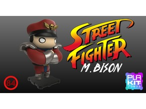 Street Fighter M.BISON