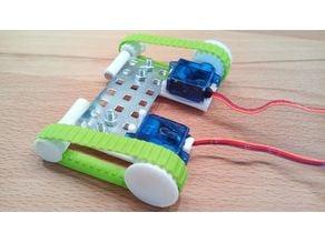 Coyoty - Track vehicle Element