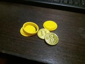 Bitcoin PunchPress