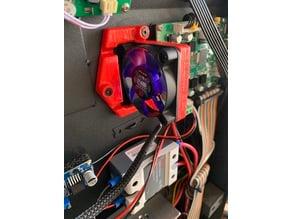 CR-10s Pro Motherboard Fan Mounting Bracket