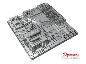 Death Star Surface Tile 01A