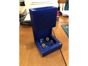 Travel Dice Tower