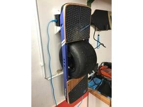 onewheel+ wall mount