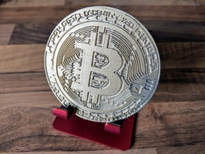 Double Sided Bitcoin | Remix