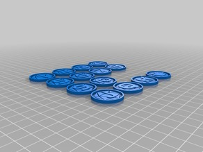 Roleplay Initiative Counters
