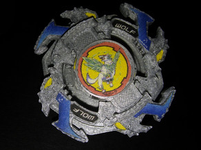 Wolborg (Complete Beyblade)