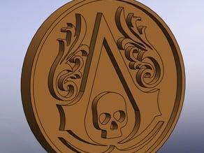 Assassins Creed Logo ( Black Flag )
