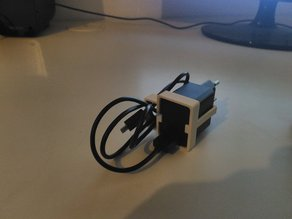 Asus charger cable organizer