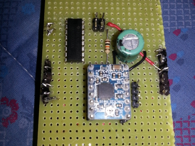 Simple HUD electronics with Arduino BLE OLED
