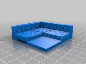 TT Dungeon Pool - Corner 2x2