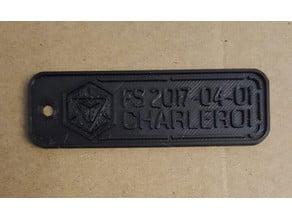 Customizable Ingress FS tag