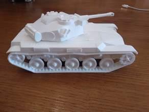 ELC AMX 1/32 Tank Model Remix