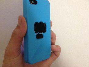 Pewdiepie Bro fist iPhone4/4s case