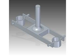Mini Centrifuge for  centrifuge tubes 1,5ml - Mini Zentrifuge für Zentrifugenröhrchen 1,5ml