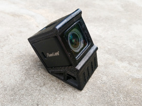 Runcam 5 - 35-degrees & 45-degrees general purpose mount