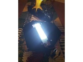 LED light mount