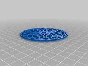 My Customized Customisable Spirographic Coasters