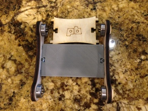 Wide Spool Coaster