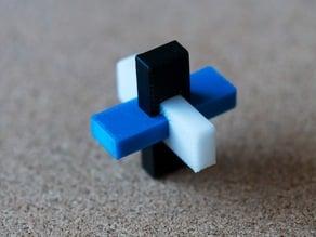 3 piece puzzle (S)