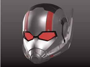 Ant-Man Helmet (2018 Version)