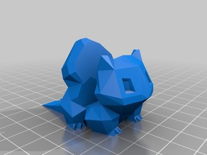 Bulbasaur Phone Stand