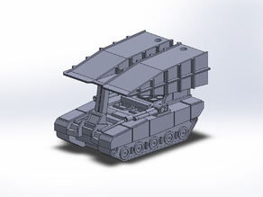 GI Joe Toss n Cross (Bridge layer)